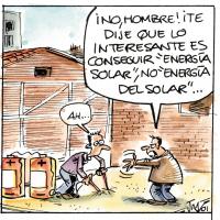 energias renovables, comunidad propietarios, solar