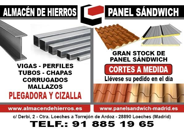 Almacen de Hierros, Grupo Reyconsa Since 1977, S.A.